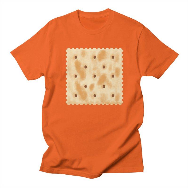 Cracker Women's Regular Unisex T-Shirt by OR designs