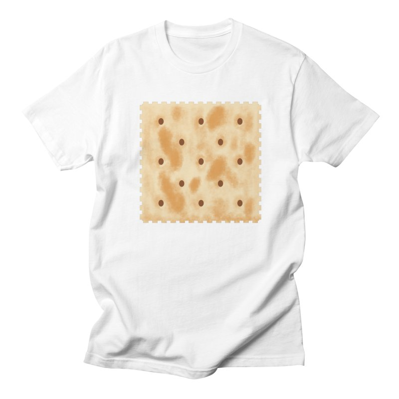 Cracker Men's Regular T-Shirt by OR designs