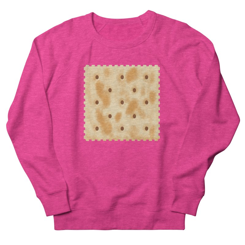 Cracker Women's French Terry Sweatshirt by OR designs