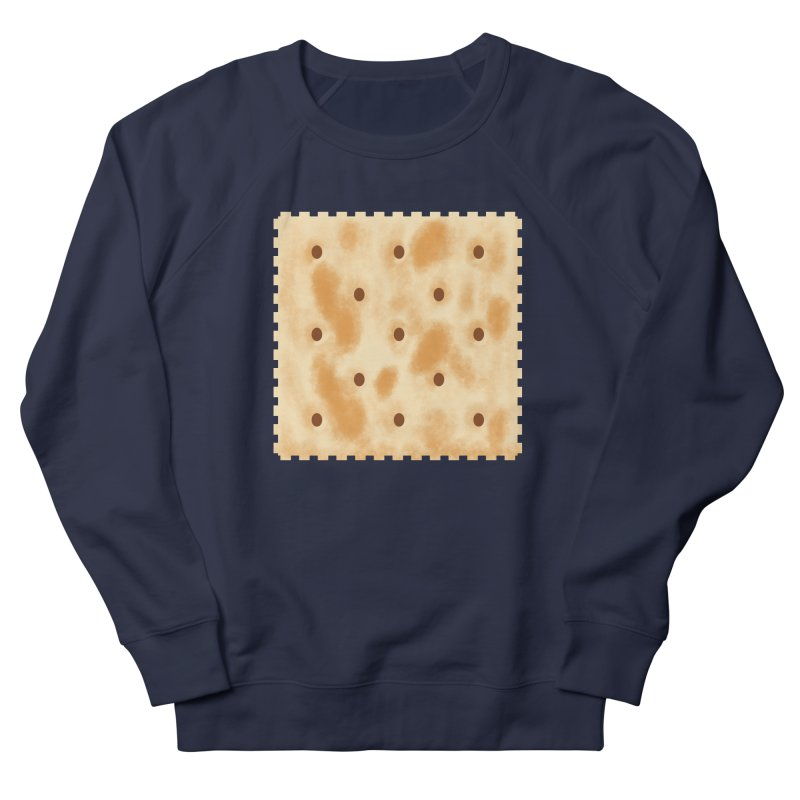 Cracker Men's French Terry Sweatshirt by OR designs