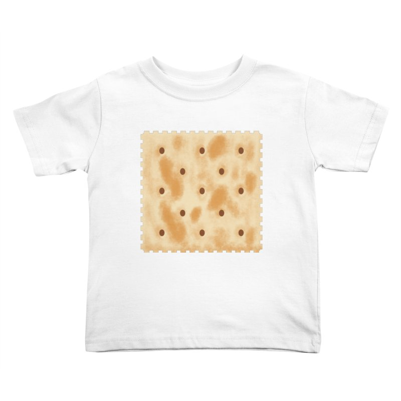 Cracker Kids Toddler T-Shirt by OR designs