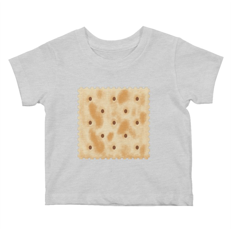 Cracker Kids Baby T-Shirt by OR designs