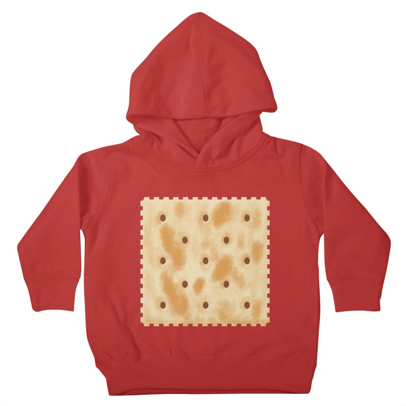 Cracker Kids Toddler Pullover Hoody by OR designs