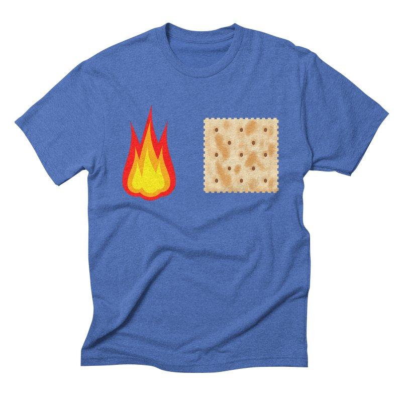 Fire Cracker Men's T-Shirt by OR designs