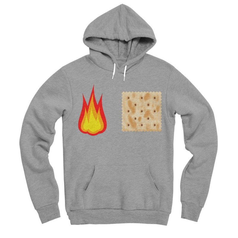 Fire Cracker Women's Sponge Fleece Pullover Hoody by OR designs