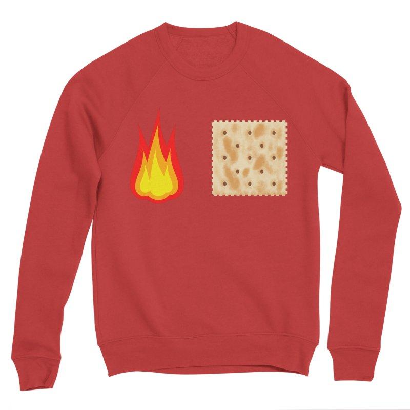 Fire Cracker Women's Sponge Fleece Sweatshirt by OR designs