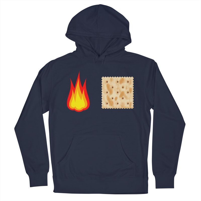 Fire Cracker Women's French Terry Pullover Hoody by OR designs