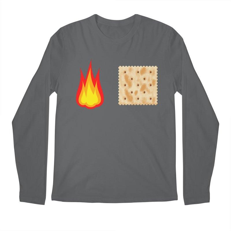 Fire Cracker Men's Regular Longsleeve T-Shirt by OR designs