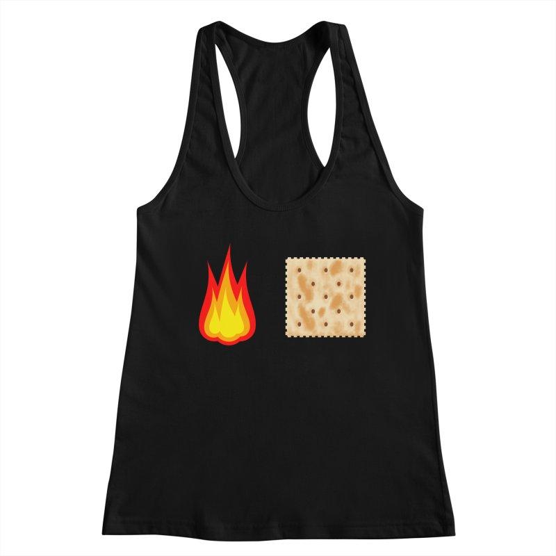Fire Cracker Women's Tank by OR designs