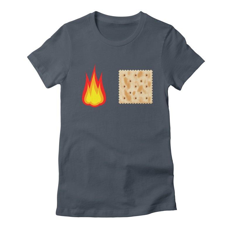 Fire Cracker Women's T-Shirt by OR designs