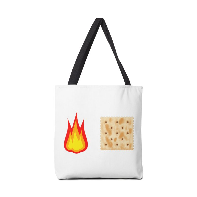 Fire Cracker Accessories Tote Bag Bag by OR designs