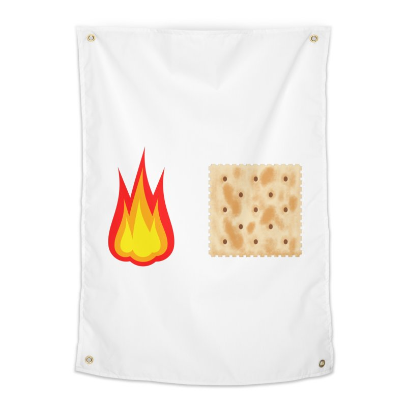 Fire Cracker Home Tapestry by OR designs