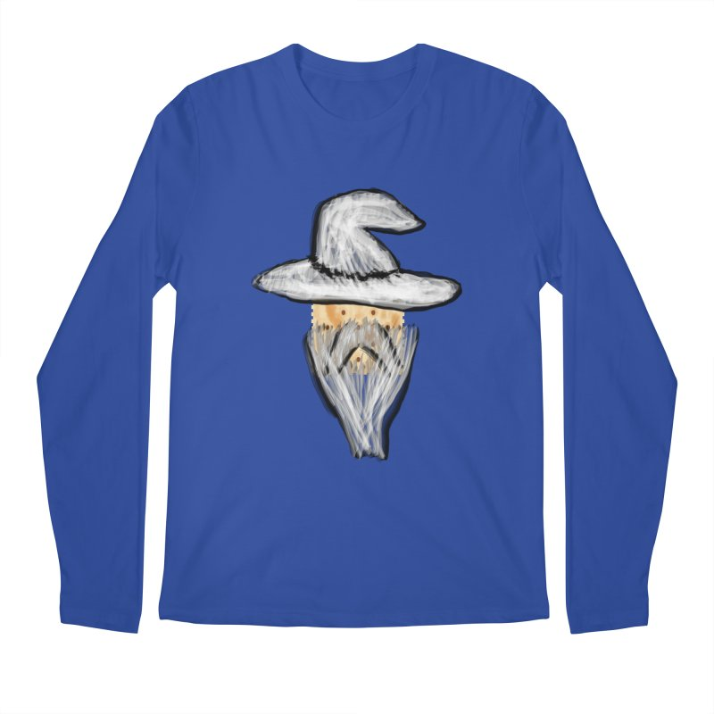 Wise Cracker Men's Regular Longsleeve T-Shirt by OR designs