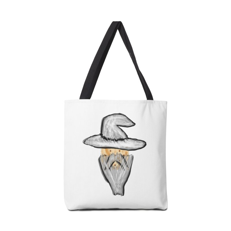 Wise Cracker Accessories Tote Bag Bag by OR designs