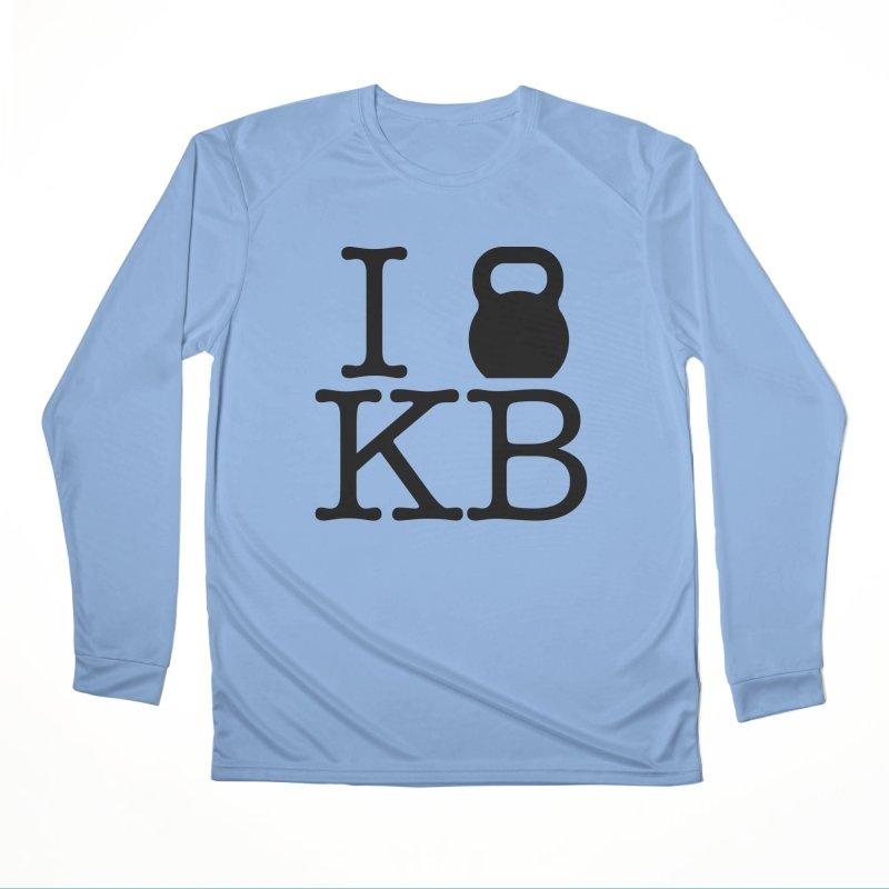 Do you KettleBell KB? Women's Longsleeve T-Shirt by OR designs