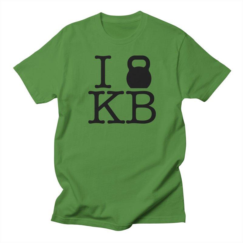 Do you KettleBell KB? Men's Regular T-Shirt by OR designs