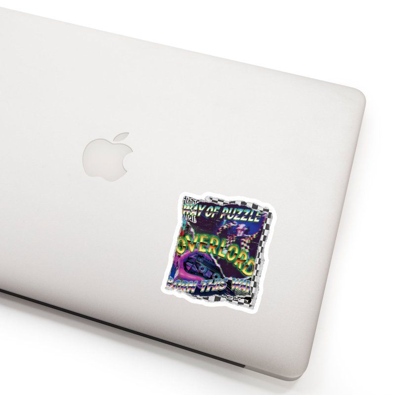 wop81 Accessories Sticker by overlordlab