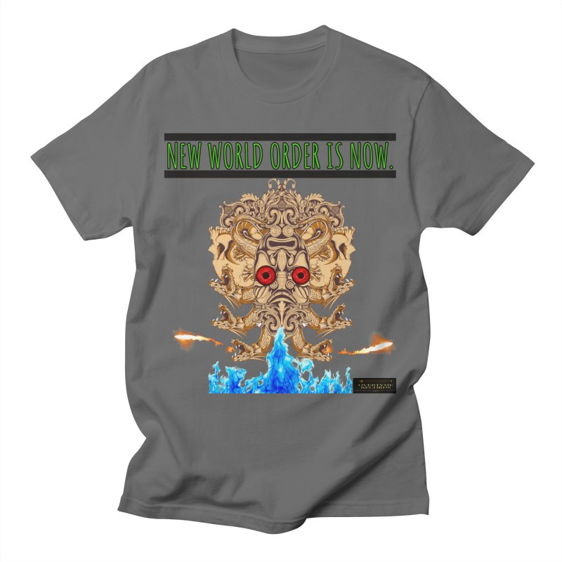 New World Men's T-Shirt by OVERTYME RECORDS INC.