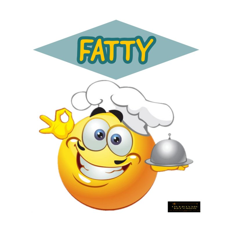 FATTY Men's T-Shirt by OVERTYME RECORDS INC.
