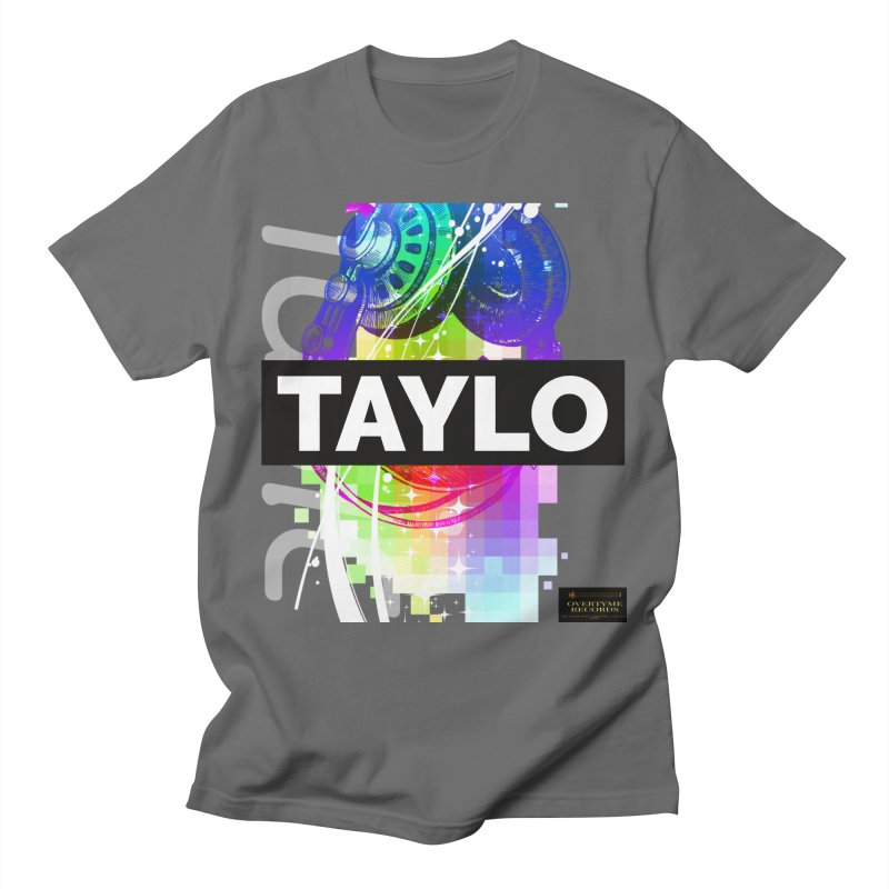 TAYLO(STL) Men's T-Shirt by OVERTYME RECORDS INC.