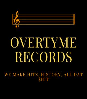 OVERTYME RECORDS INC. Logo