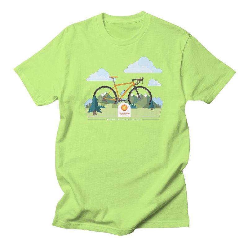 Pancake Ride Shirt Men's T-Shirt by Ovid Nine Creative Lab signature shirts