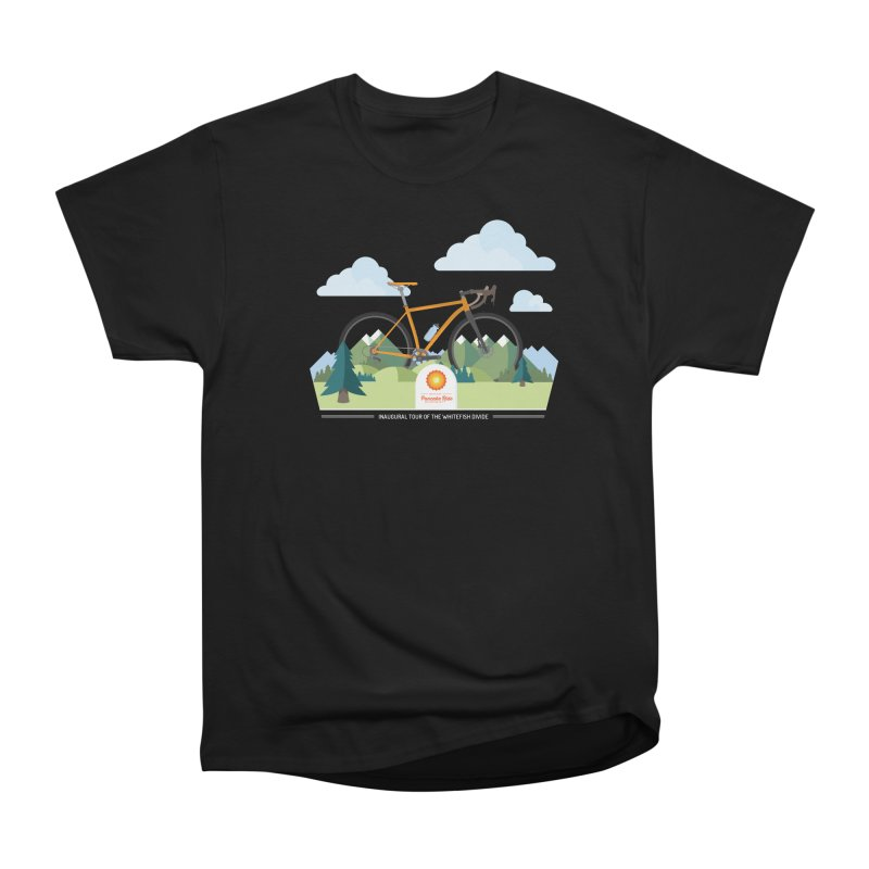 Pancake Ride Shirt Men's T-Shirt by Ovid Nine Creative Lab signature shirts