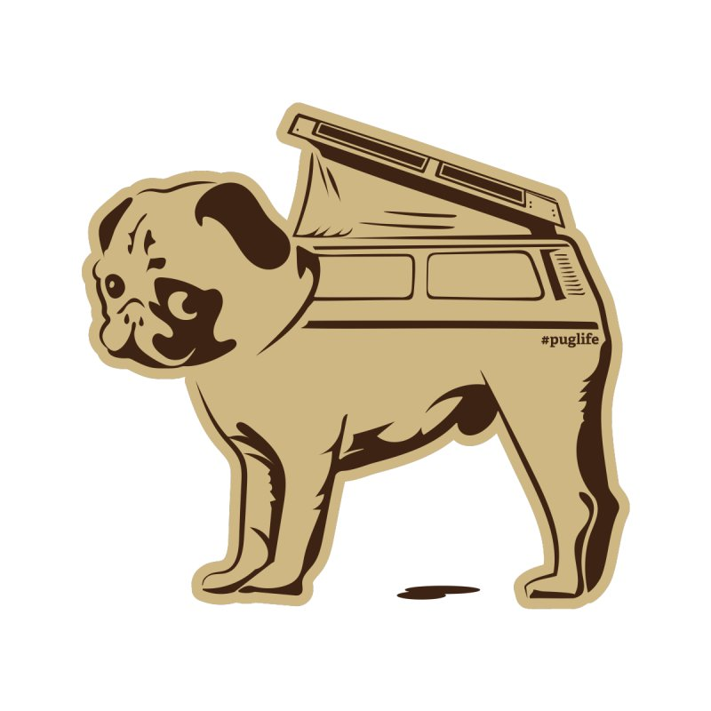 #puglife by Ovid Nine Creative Lab signature shirts