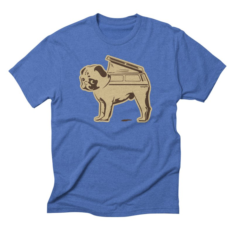 #puglife Men's T-Shirt by Ovid Nine Creative Lab signature shirts