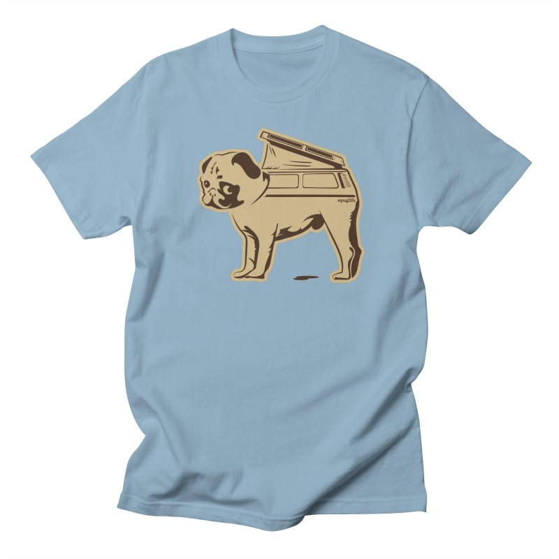 #puglife Men's  by Ovid Nine Creative Lab signature shirts