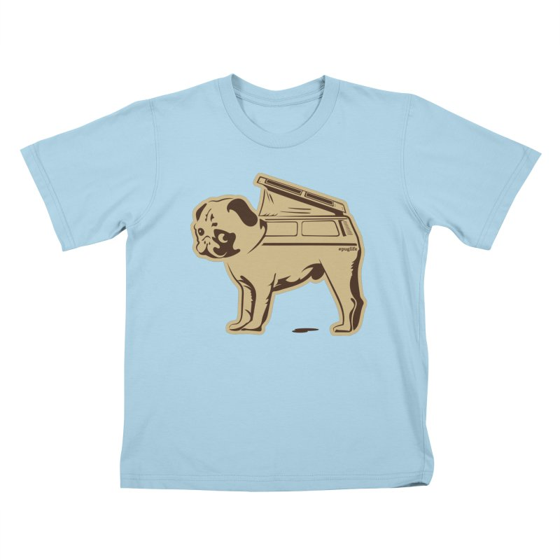 #puglife Kids  by Ovid Nine Creative Lab signature shirts