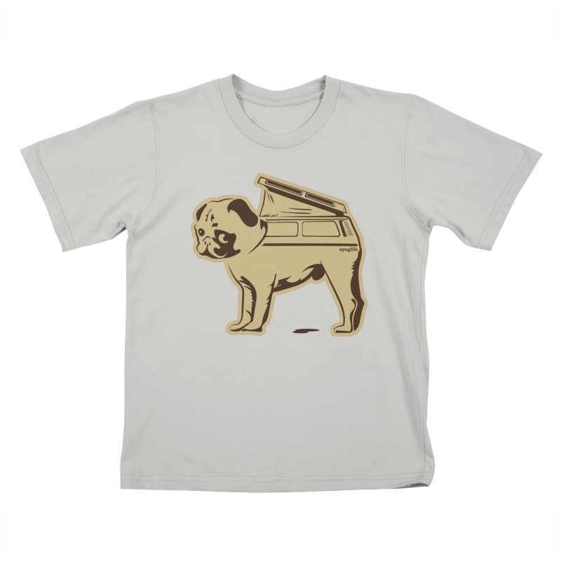 #puglife Kids T-shirt by Ovid Nine Creative Lab signature shirts