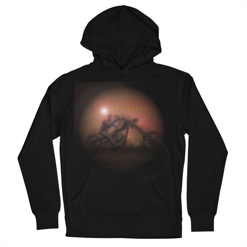 Throttle Villains Men's French Terry Pullover Hoody by owenmaidstone's Artist Shop