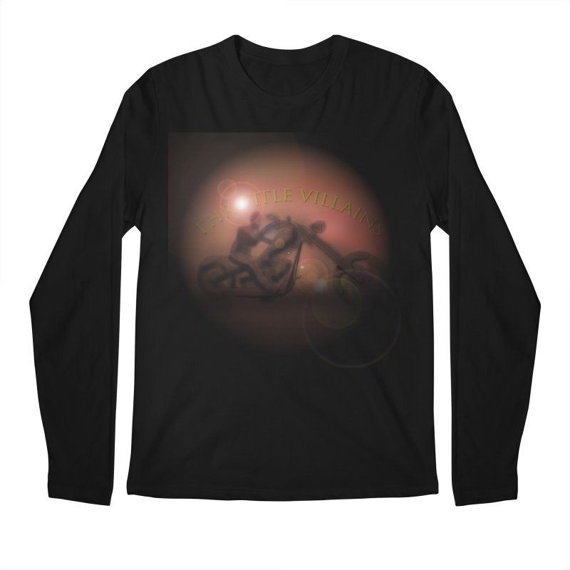 Throttle Villains Men's Longsleeve T-Shirt by owenmaidstone's Artist Shop
