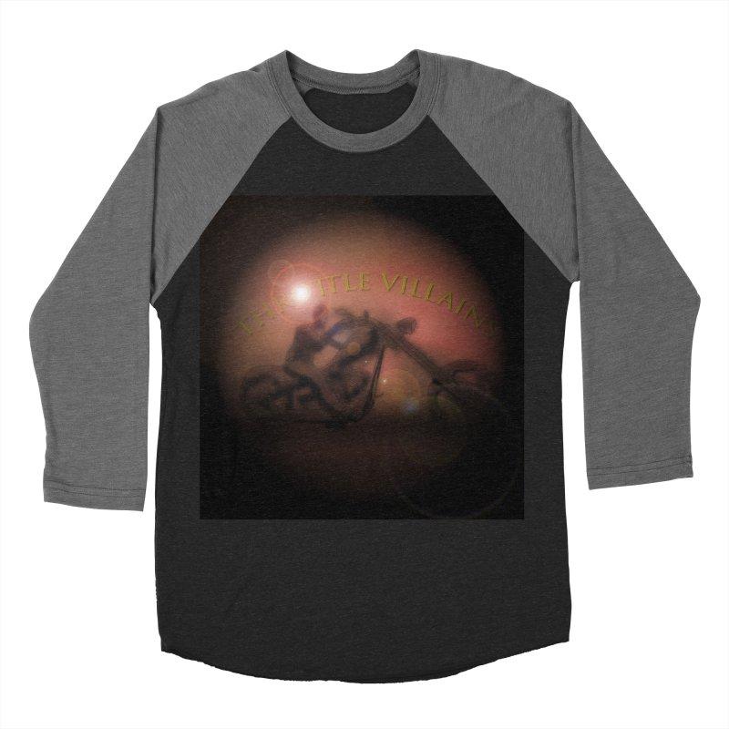 Throttle Villains Women's Baseball Triblend T-Shirt by owenmaidstone's Artist Shop
