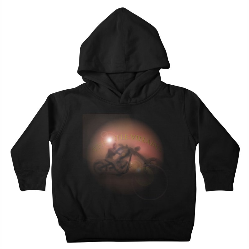 Throttle Villains Kids Toddler Pullover Hoody by owenmaidstone's Artist Shop