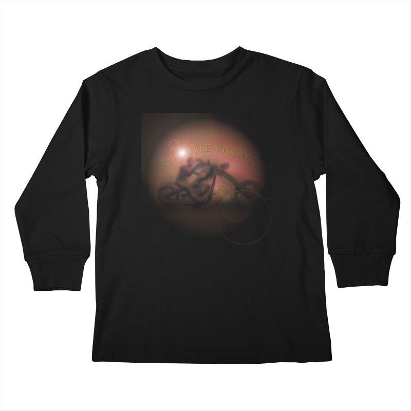 Throttle Villains Kids Longsleeve T-Shirt by owenmaidstone's Artist Shop