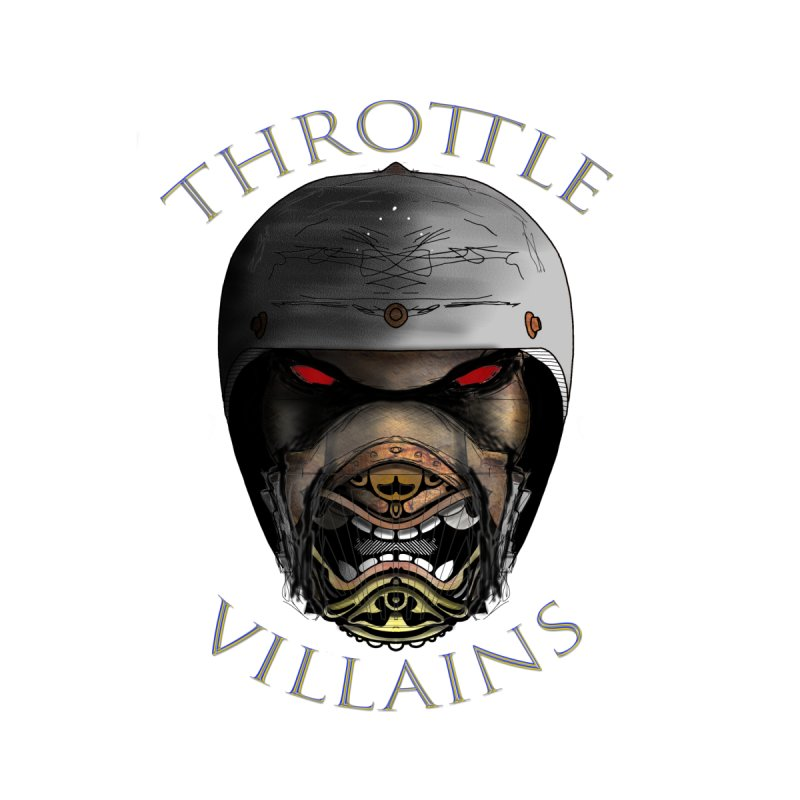 Throttle Villains Leo by owenmaidstone's Artist Shop