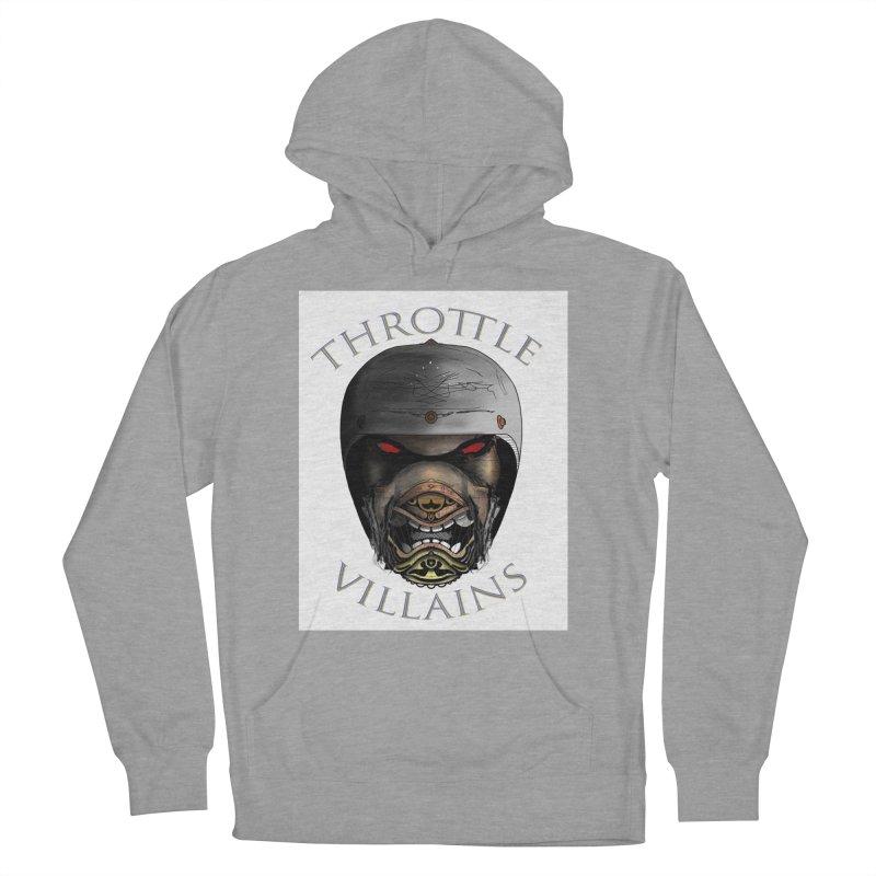 Throttle Villains Leo Men's Pullover Hoody by owenmaidstone's Artist Shop