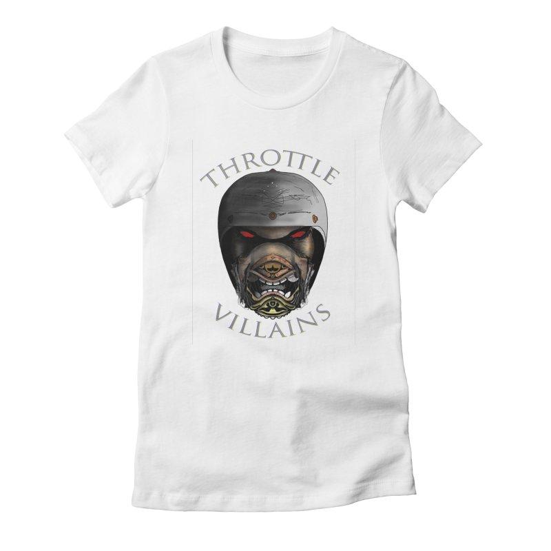 Throttle Villains Leo Women's T-Shirt by owenmaidstone's Artist Shop