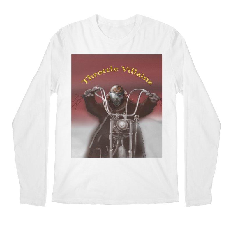 Green Eyes Men's Regular Longsleeve T-Shirt by owenmaidstone's Artist Shop