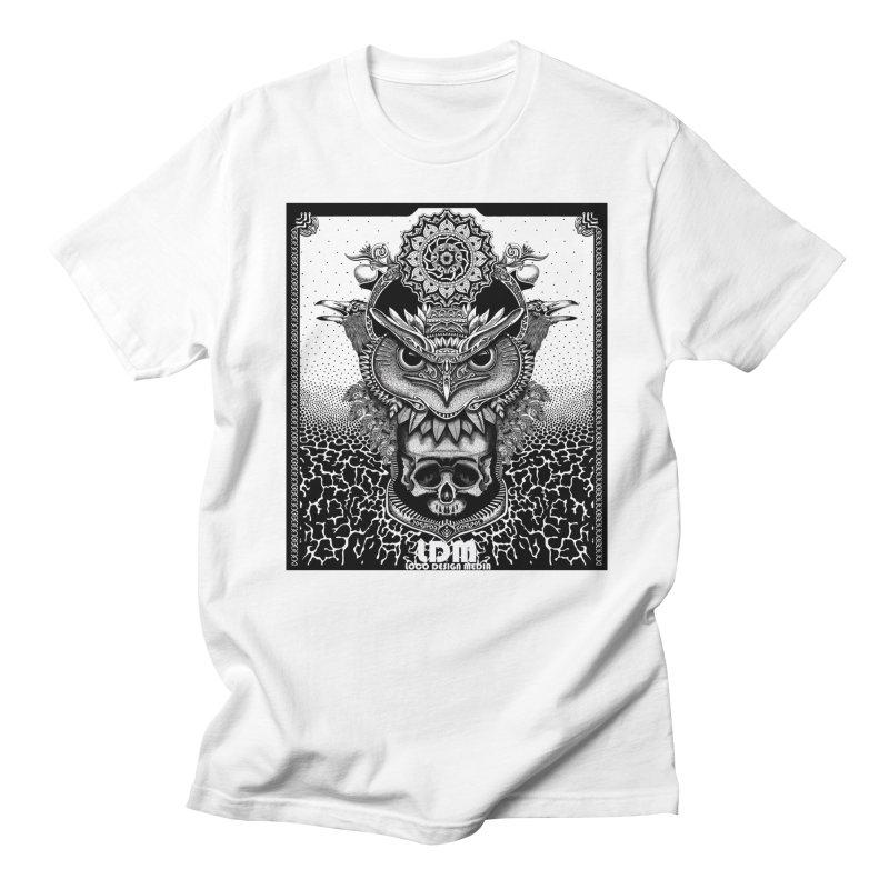 Owl_2016 Men's T-Shirt by owenmaidstone's Artist Shop