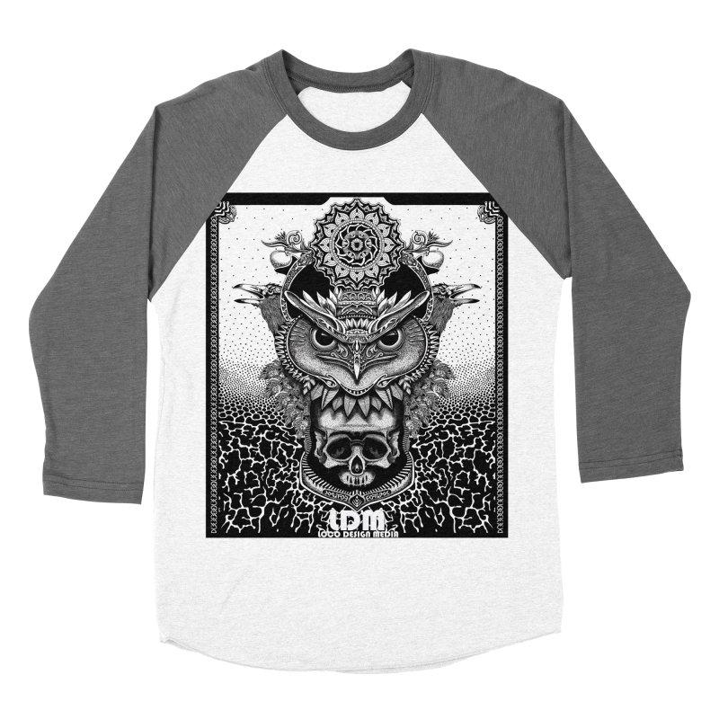 Owl_2016 Women's Baseball Triblend T-Shirt by owenmaidstone's Artist Shop