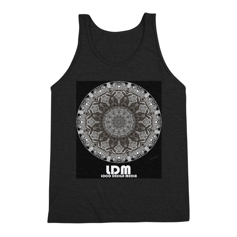No_Way_Out Men's Triblend Tank by owenmaidstone's Artist Shop