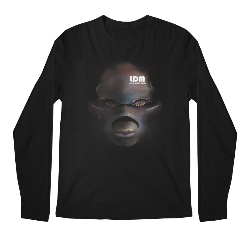 Leo Men's Regular Longsleeve T-Shirt by owenmaidstone's Artist Shop