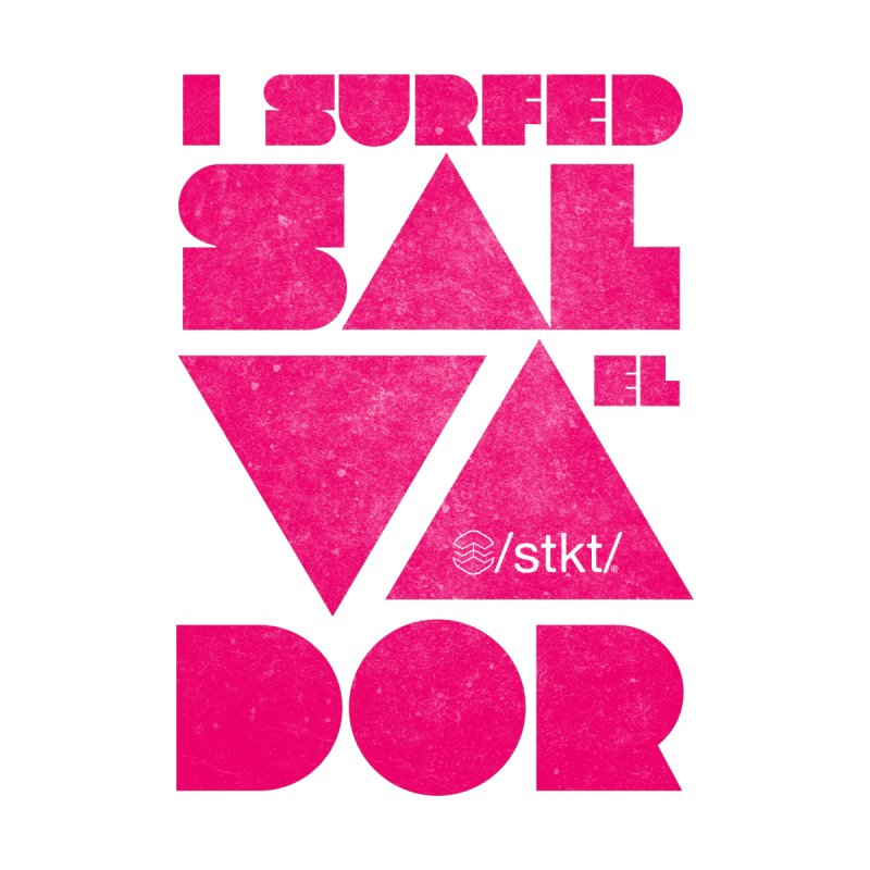 I surfed El Salvador None  by owik's Artist Shop
