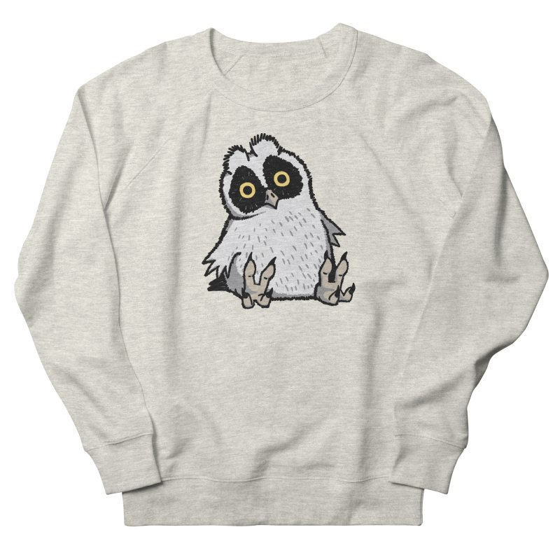Curious Owlet Men's Sweatshirt by Owl Basket
