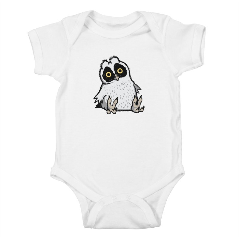 Curious Owlet Kids Baby Bodysuit by Owl Basket