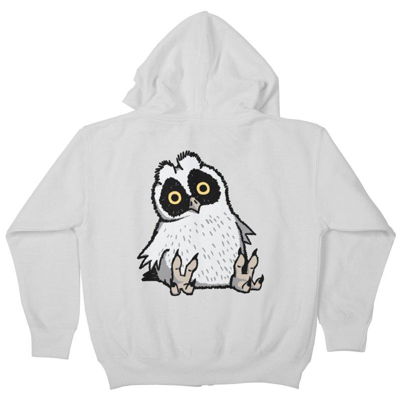 Curious Owlet Kids Zip-Up Hoody by Owl Basket