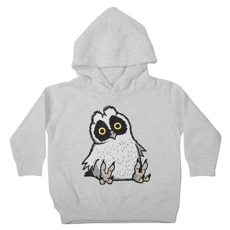 Curious Owlet Kids Toddler Pullover Hoody by Owl Basket